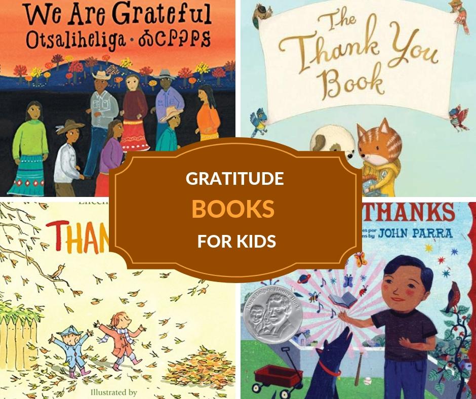 CHILDREN'S BOOKS ABOUT GRATITUDE AND APPRECIATION