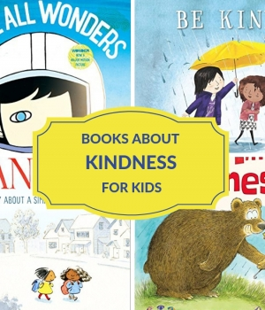 books for kids about kindness