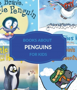 kids books about penguins
