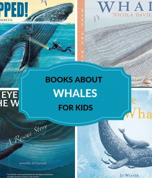 children's stories about whales
