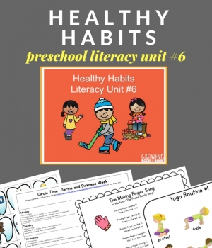 health related preschool unit