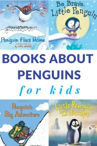 Books about penguins for kids