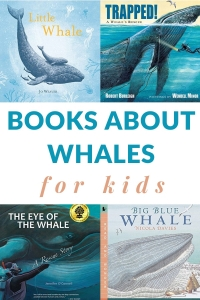 books about whales