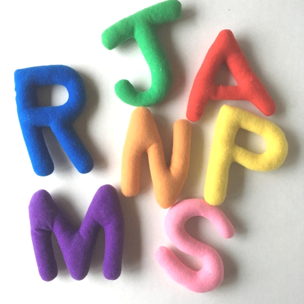 mixed-up alphabet activity