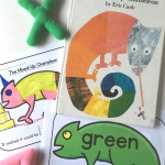 The Mixed-Up Chameleon book activities