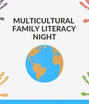 school family literacy night