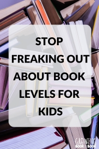 how book levels should be used in the classroom