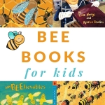 list of books about bees for kids