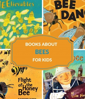 children's books about bees