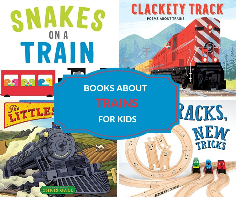 children's books about trains