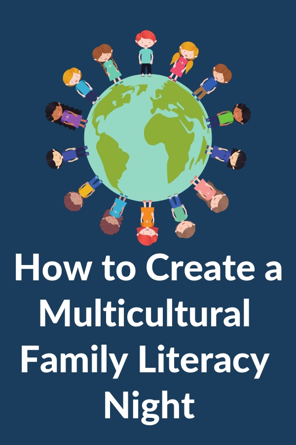 how to create a multicultural family literacy night