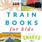 books for kids about trains