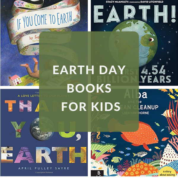 children's books about Earth Day