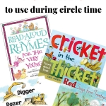 poetry to use during circle time