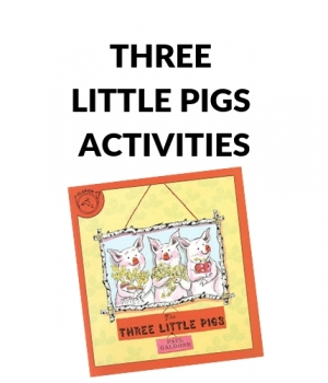 book activities for the Three Little Pigs