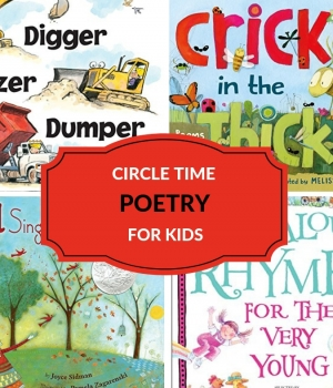 poem suggestions to use with kids