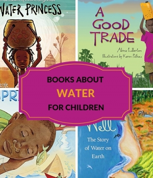 books for kids about water