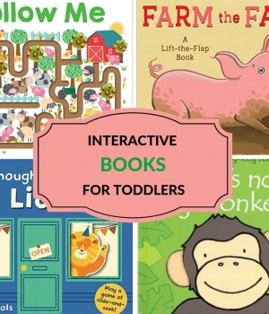 book list of interactive books