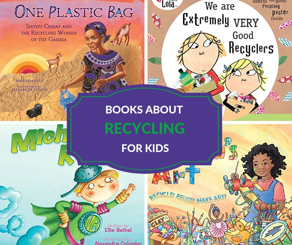 children's books about recycling