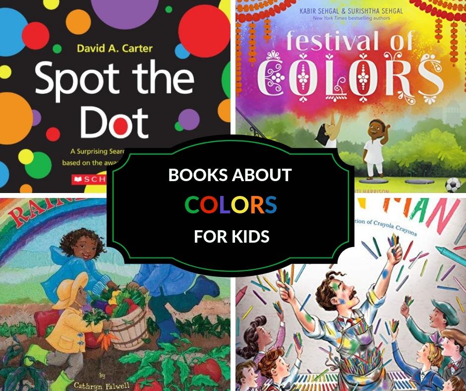 children's books about colors