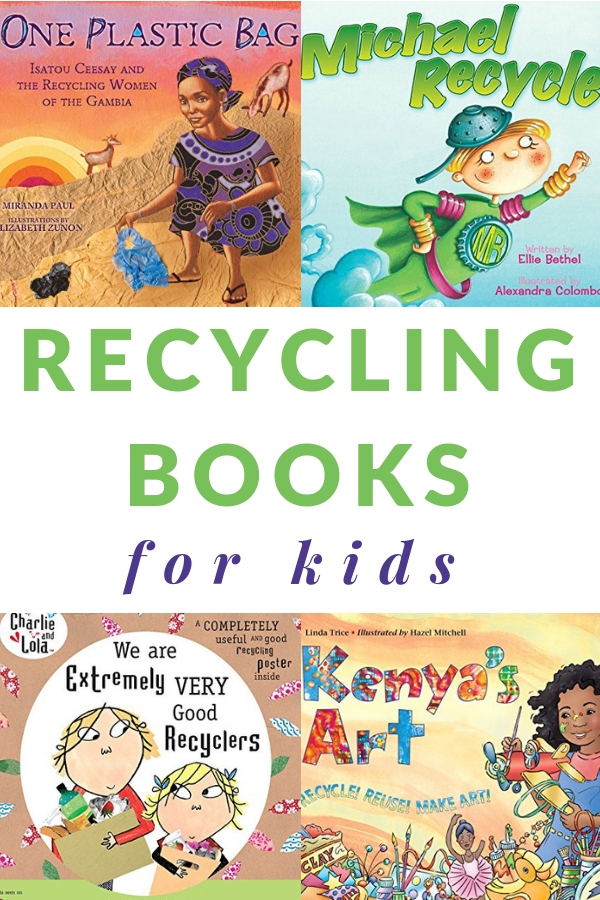 picture books about recycling for kids