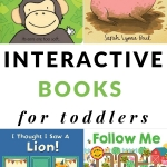 books for toddlers that are interactive