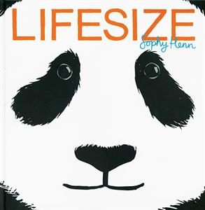 Lifesize book by Usborne