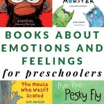 Preschool books about emotions and feelings