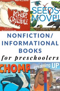 preschool nonfiction books