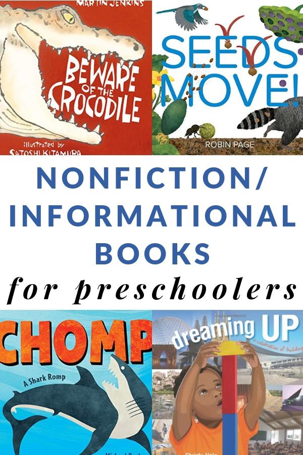 preschool nonfiction books