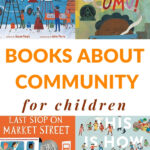 picture books about community for kids