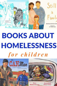 books about being homeless for kids