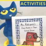 Pete the Cat class book activity