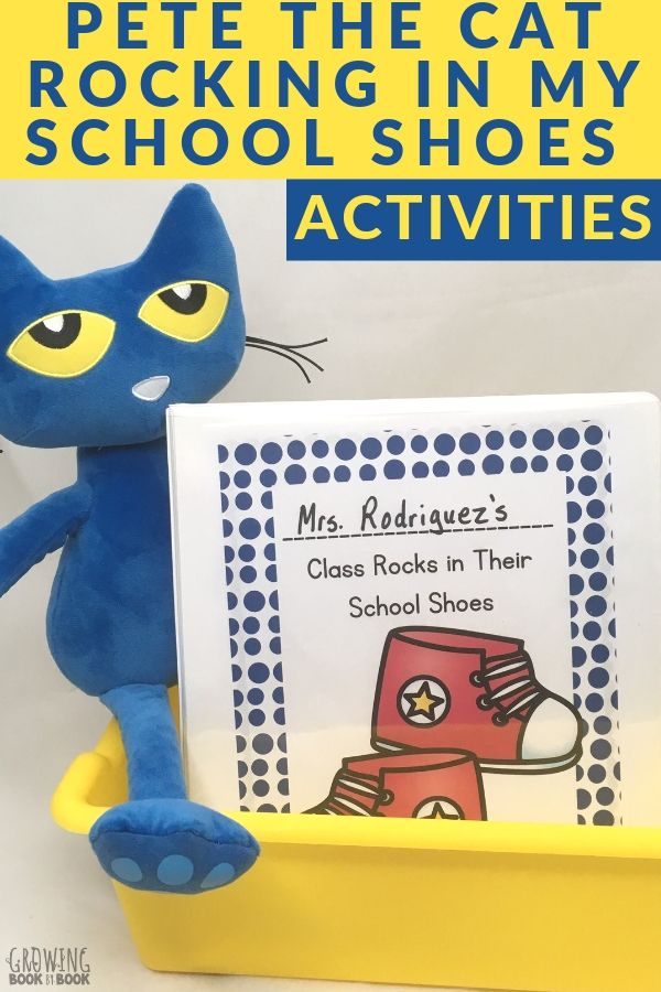 graphic about Pete the Cat Shoes Printable known as Pete the Cat Rocking inside of My University Sneakers Things to do