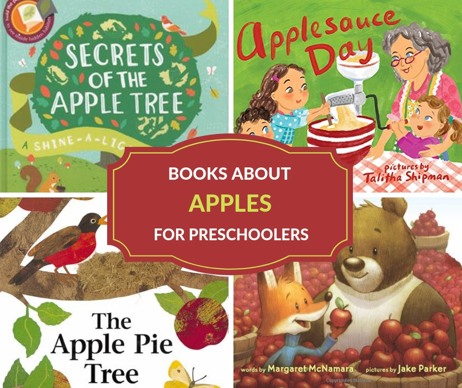 picture books about apples