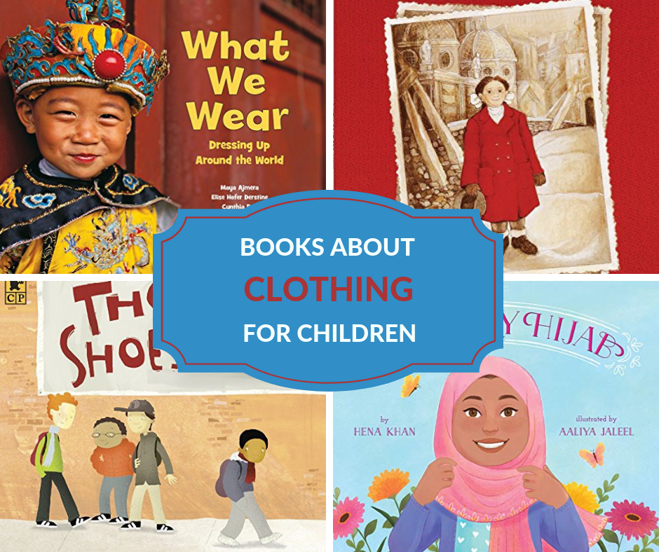 clothing books for kids