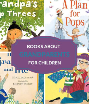 Books about grandmas and grandpas for kids