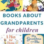 Children's books about grandparents