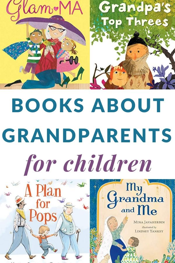 Children's books about grandparents