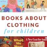 children's books about clothing
