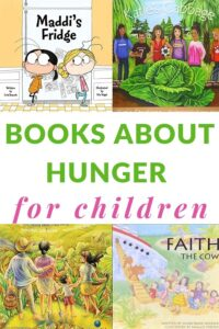children's books about hunger and food insecurity