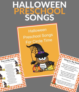 pumpkin and owl songs for Halloween