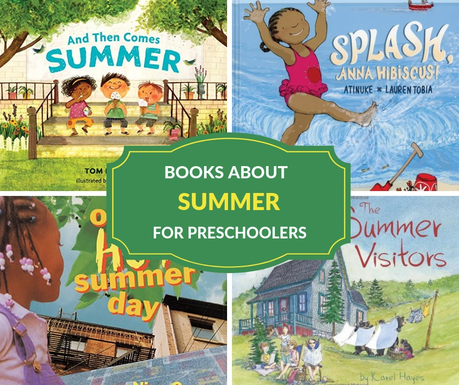 SUMMER SEASON BOOKS