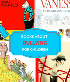 books about dealing with bullies for kids