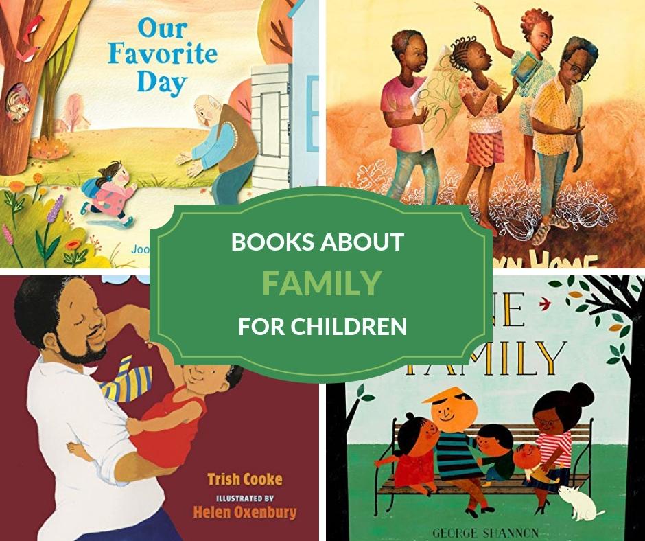 family books for children