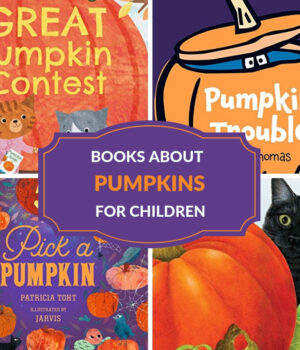 picture books about pumpkins