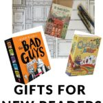 gift ideas for new readers