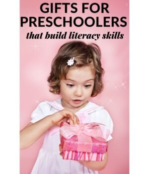 present ideas for preschool children