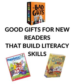 creative gift ideas for new readers