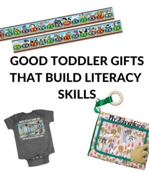 PRESENT IDEAS FOR TODDLERS